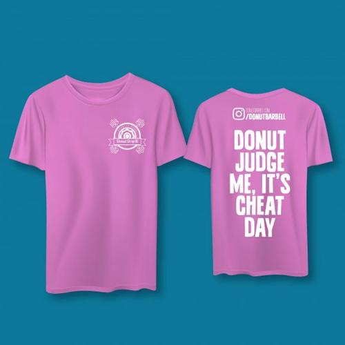 Donut Judge Tee
